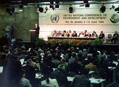 Rio Earth Summit 1992